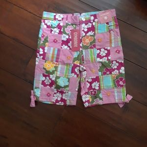 NWT Gymboree girls Bermuda Shorts sz 9
